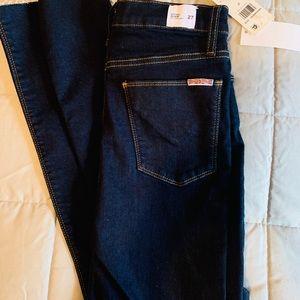 Hudson Jeans High Rise Blair, Size 27